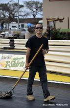Photo: Fuku does his mop thing...