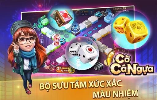 Cu1edd Cu00e1 Ngu1ef1a - Co Ca Ngua Zingplay - Game du00e2n gian  1