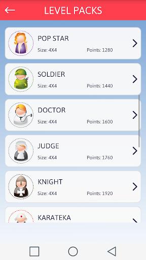 Word Puzzle - Word Games Offline 1.8 screenshots 7