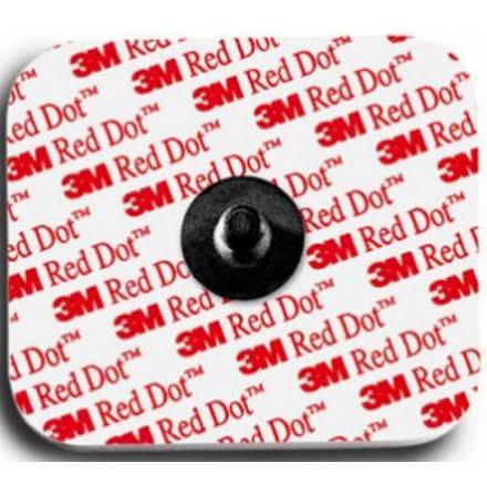 Ekg Elektrod red dot korttid