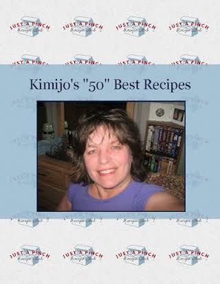 """Kimijo's """"50"""" Best Recipes"""