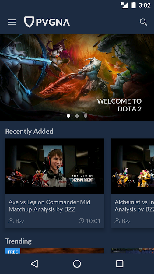 pvgna video guides for dota 2 android apps on google play