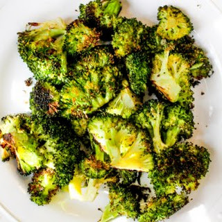 Baked Broccoli With Olive Oil Recipes