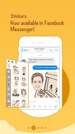 MomentCam Cartoons & Stickers 2.7.5 screenshot 93586
