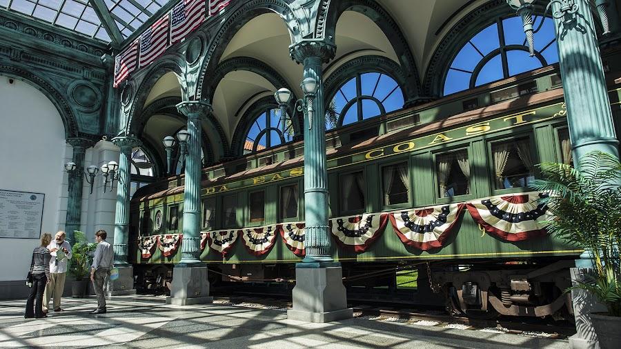 Railcar #91