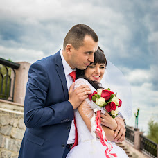 Wedding photographer Maksim Zinchenko (MZinchenko). Photo of 17.10.2016