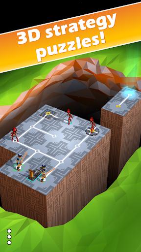 Fantasy Tactics ⚔️ Strategy Puzzles 4.0 screenshots 1