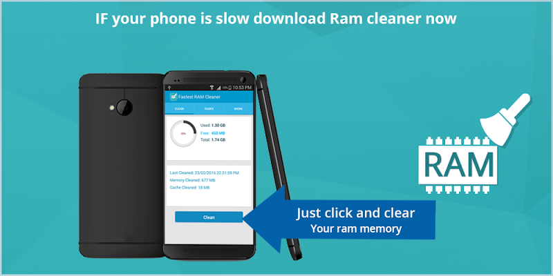 Fastest Ram Cleaner - screenshot