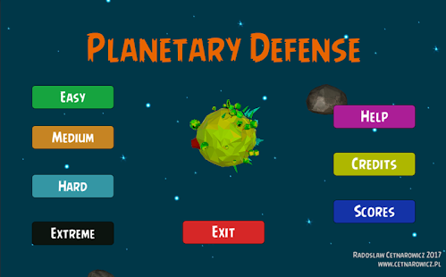Planetary Defense- screenshot thumbnail