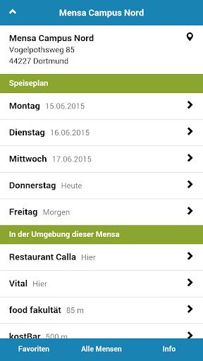 Mensa Dortmund