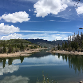 Dillon reservoir  by Holly Hall - Novices Only Landscapes