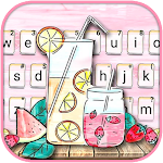 Summer Juice Keyboard Theme icon
