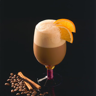 Mocha Flip Cocktail