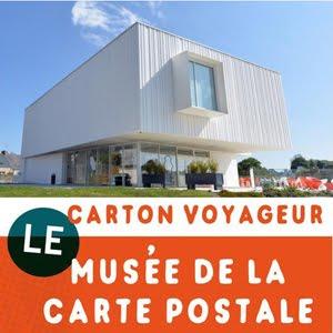 musée de la carte postale baud You've got mail!   Le Carton Voyageur   Musée de la carte postale