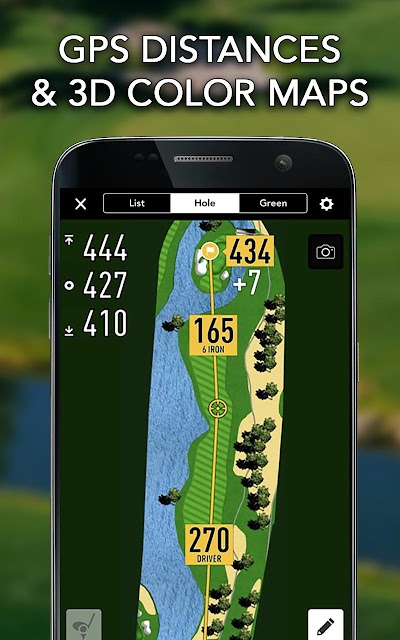 Golflogix the #1 golf app gps distances for over 35,000.