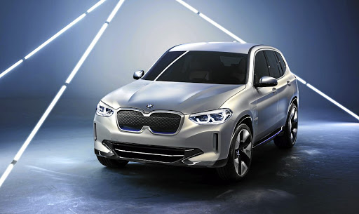 BMW has revealed the all-electric iX3