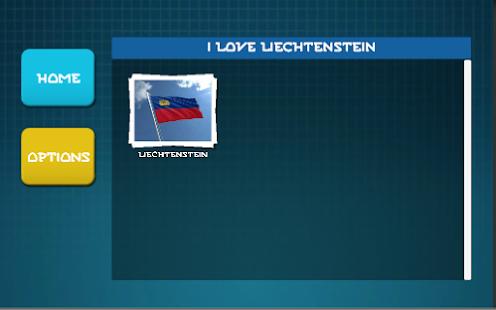 I love Liechtenstein Jigsaw - náhled