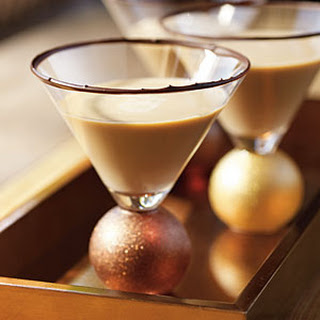 Chocolate Cream Martini.