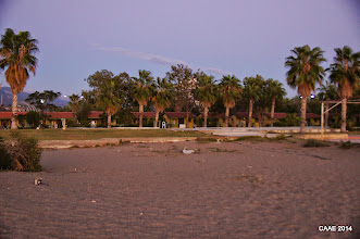 Photo: The last sunset at Gazipasa