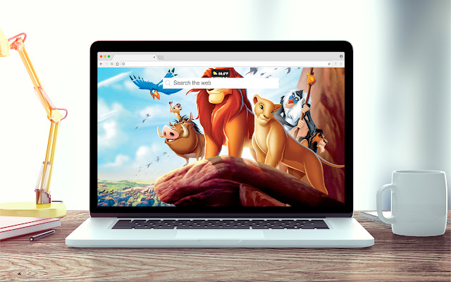 The Lion King Wallpapers New Tab Theme