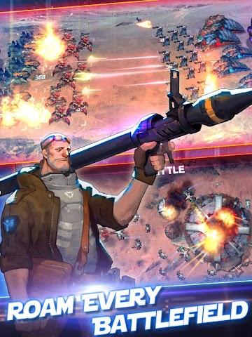 android Infinity - Ark War Screenshot 7