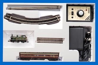 Photo: NSTEAM1 Analogue Steam Train Set