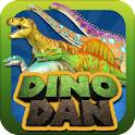 Dino Dan - Dino Racer icon