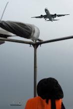 Photo: 羽田の離発着は、ほんとに山手線並ですね。  羽田空港 Haneda Airport #hanedaairport  #airplane  #pentaxusersjp  #pentaxk5