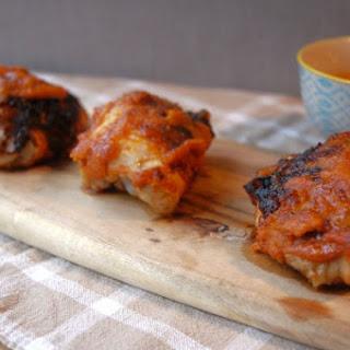 BBQ Grilled Chicken Anguilla-Style.