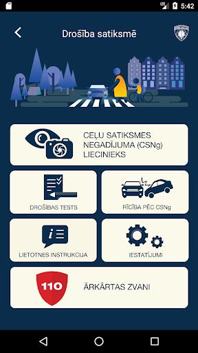 Mana Drošība app (apk) free download for Android/PC/Windows screenshot