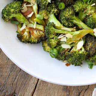 Sriracha Honey Roasted Broccoli Recipe