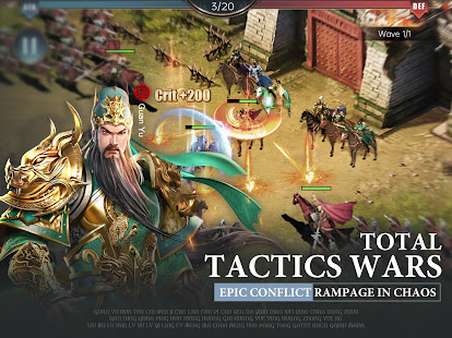 Three Kingdoms: Raja Chaos for PC-Windows 7,8,10 and Mac apk screenshot 16