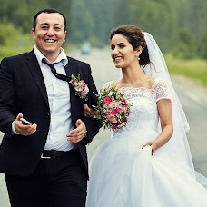 Bryllupsfotograf Nikolay Valyaev (nikvval). Bilde av 10.07.2017