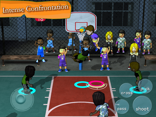 Street Basketball Association 3.1.6 screenshots 10