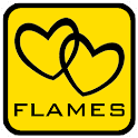 Flames - Find Relationship icon
