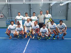 Photo: Selección de #pádel Asturias