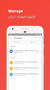Opera with free VPN 8