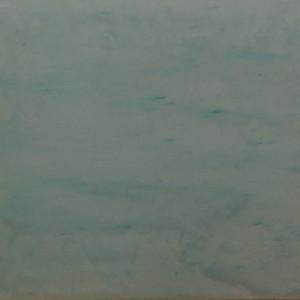 béton ciré vert d'eau