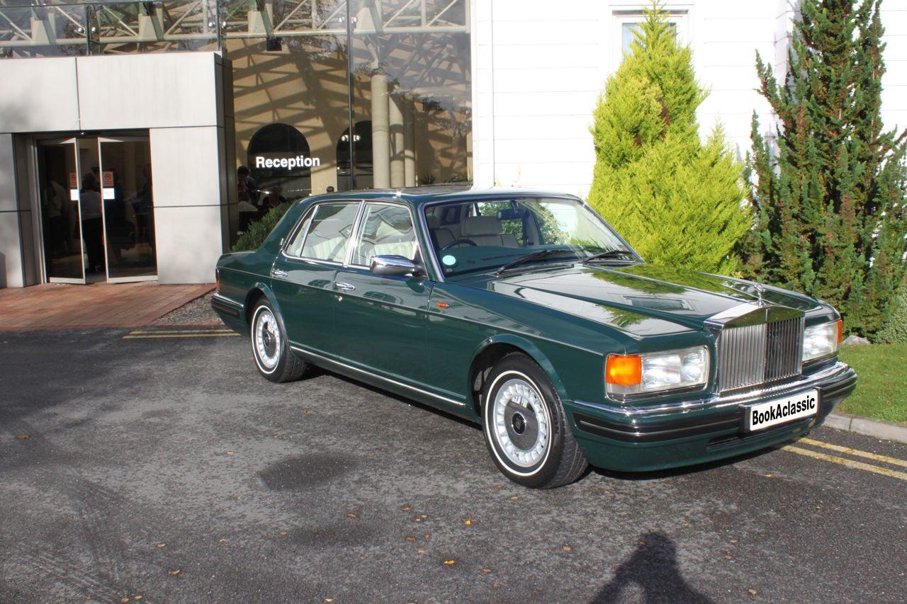 Rolls Royce Silver Spirit III Hire Bishops Stortford