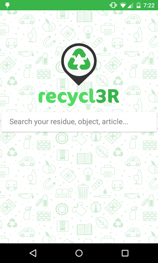 Recycl3R- screenshot