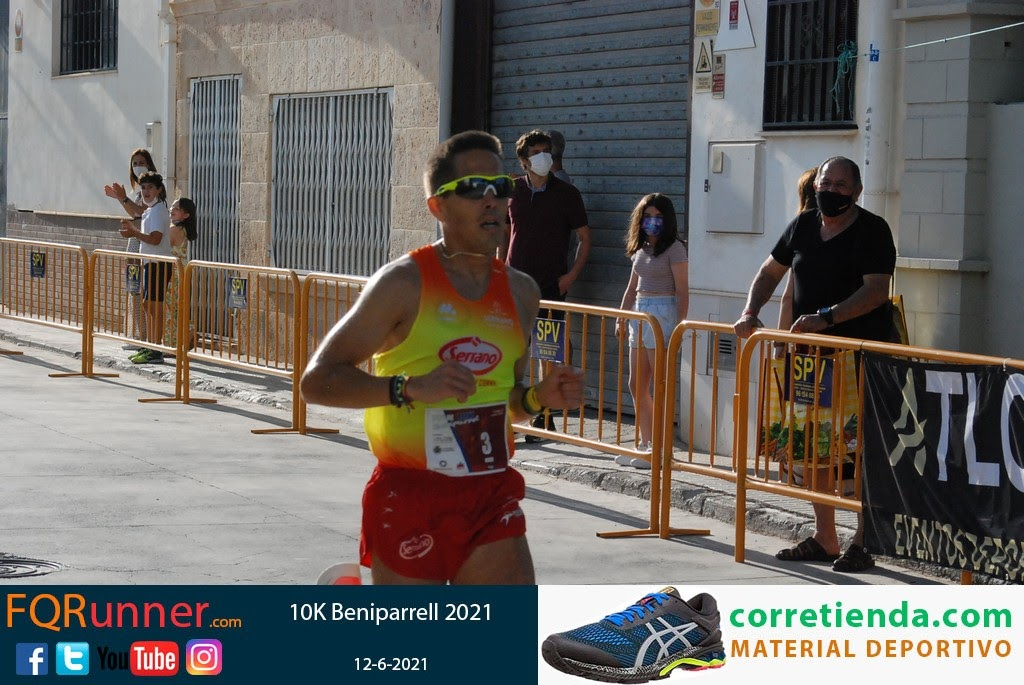 Amadeo Abal Chaves del Serrano Club Atletismo