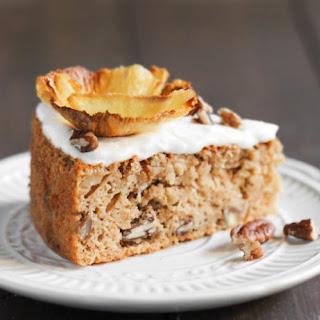Healthy Hummingbird Cake.