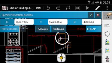 CorelCAD Mobile - screenshot thumbnail 04