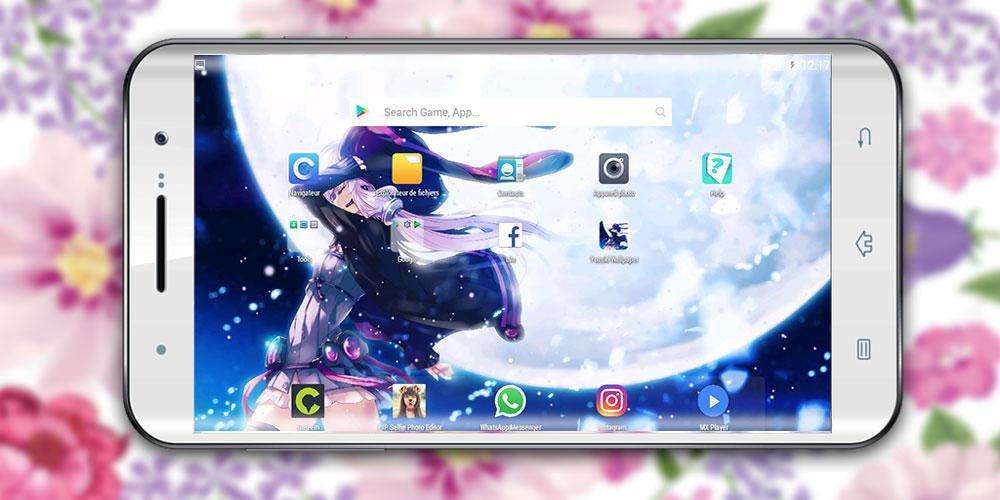 21++ Yovoy Anime Live Wallpaper Mod - Anime Wallpaper