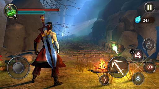 Takashi Ninja Warrior - Shadow of Last Samurai apkslow screenshots 24