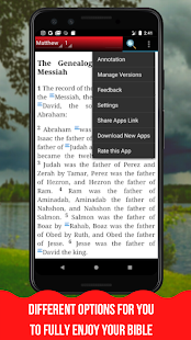 Holy Bible ASV (English) 0.1 APK + Мод (Free purchase) за Android