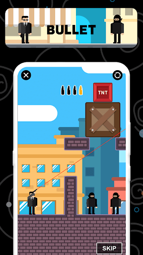 Smart Bullet - Savior android2mod screenshots 1