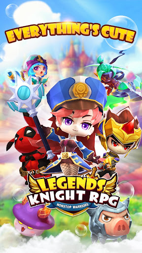 Legends Knight RPG 1.0.4 screenshots 1