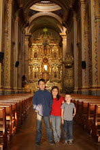 Photo: Another High Altar made of gold!