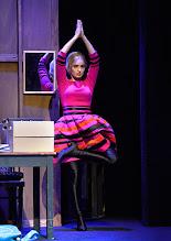 Photo: Wien/ Kammerspiele: DER NACKTE WAHNSINN von Michael Freyn. Inszenierung: Folke Braband. Premiere 14.10.2015. Alma Hasun. Copyright: Barbara Zeininger